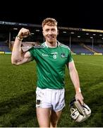 15 November 2020; Cian Lynch of Limerick after the Munster GAA Hurling Senior Championship Final match between Limerick and Waterford at Semple Stadium in Thurles, Tipperary. Photo by Ray McManus/Sportsfile