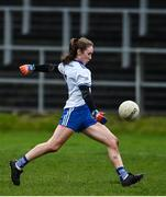 15 November 2020; Rosemary Courtney of Monaghan during the TG4 All-Ireland Senior Ladies Football Championship Round 3 match between Galway and Monaghan at Páirc Seán Mac Diarmada in Carrick-on-Shannon, Leitrim. Photo by Sam Barnes/Sportsfile