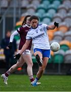 15 November 2020; Muireann Atkinson of Monaghan during the TG4 All-Ireland Senior Ladies Football Championship Round 3 match between Galway and Monaghan at Páirc Seán Mac Diarmada in Carrick-on-Shannon, Leitrim. Photo by Sam Barnes/Sportsfile
