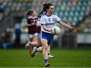 15 November 2020; Cora Courtney of Monaghan during the TG4 All-Ireland Senior Ladies Football Championship Round 3 match between Galway and Monaghan at Páirc Seán Mac Diarmada in Carrick-on-Shannon, Leitrim. Photo by Sam Barnes/Sportsfile