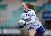 15 November 2020; Jennifer Duffy of Monaghan during the TG4 All-Ireland Senior Ladies Football Championship Round 3 match between Galway and Monaghan at Páirc Seán Mac Diarmada in Carrick-on-Shannon, Leitrim. Photo by Sam Barnes/Sportsfile