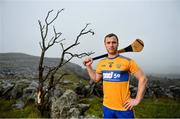 17 November 2020; Patrick O'Connor of Clare poses for a portrait in The Burren, Clare, during the GAA Hurling All Ireland Senior Championship Series National Launch. Photo by Seb Daly/Sportsfile