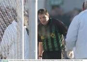 25 January 2004; Michael Monahan, Referee. O'Byrne Cup Final, Westmeath v Meath, Cusack Park, Mullingar, Co. Westmeath. Picture credit; David Maher / SPORTSFILE *EDI*