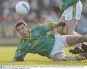 25 January 2004; Tomas O'Connor, Meath. O'Byrne Cup Final, Westmeath v Meath, Cusack Park, Mullingar, Co. Westmeath. Picture credit; David Maher / SPORTSFILE *EDI*