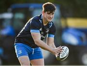 18 November 2020; Dan Sheehan during Leinster Rugby squad training at UCD in Dublin. Photo by Harry Murphy/Sportsfile