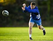 18 November 2020; Luke McGrath during Leinster Rugby squad training at UCD in Dublin. Photo by Harry Murphy/Sportsfile