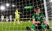 18 November 2020; James Collins of Republic of Ireland reacts after a missed opportunity on goal during the UEFA Nations League B match between Republic of Ireland and Bulgaria at the Aviva Stadium in Dublin. Photo by Stephen McCarthy/Sportsfile