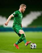 18 November 2020; Daryl Horgan of Republic of Ireland during the UEFA Nations League B match between Republic of Ireland and Bulgaria at the Aviva Stadium in Dublin. Photo by Seb Daly/Sportsfile