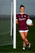 20 November 2020; AIG, the Official Insurance Partner to the Ladies Gaelic Football Association, today launched an exclusive insurance offer for LGFA players and members. Galway footballer, Charlotte Cooney, was on hand to launch the offer ahead of the All-Ireland Championship semi-finals. For exclusive benefits, visit www.aig.ie/lgfa. Photo by Eóin Noonan/Sportsfile