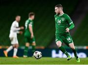 18 November 2020; Jack Byrne of Republic of Ireland during the UEFA Nations League B match between Republic of Ireland and Bulgaria at the Aviva Stadium in Dublin. Photo by Sam Barnes/Sportsfile