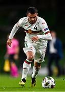 18 November 2020; AleksandarVasilev of Bulgaria during the UEFA Nations League B match between Republic of Ireland and Bulgaria at the Aviva Stadium in Dublin. Photo by Sam Barnes/Sportsfile