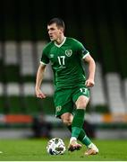 18 November 2020; Jason Knight of Republic of Ireland during the UEFA Nations League B match between Republic of Ireland and Bulgaria at the Aviva Stadium in Dublin. Photo by Sam Barnes/Sportsfile