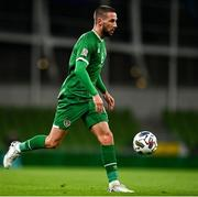 18 November 2020; Conor Hourihane of Republic of Ireland during the UEFA Nations League B match between Republic of Ireland and Bulgaria at the Aviva Stadium in Dublin. Photo by Sam Barnes/Sportsfile