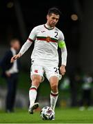 18 November 2020; StrahilPopov of Bulgaria during the UEFA Nations League B match between Republic of Ireland and Bulgaria at the Aviva Stadium in Dublin. Photo by Sam Barnes/Sportsfile