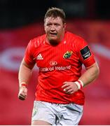26 October 2020; Stephen Archer of Munster during the Guinness PRO14 match between Munster and Cardiff Blues at Thomond Park in Limerick. Photo by Ramsey Cardy/Sportsfile
