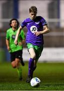 20 November 2020; Rhys Marshall of Shamrock Rovers during the Extra.ie FAI Cup Quarter-Final match between Finn Harps and Shamrock Rovers at Finn Park in Ballybofey, Donegal. Photo by Seb Daly/Sportsfile