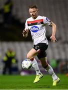 20 November 2020; Andy Boyle of Dundalk during the Extra.ie FAI Cup Quarter-Final match between Bohemians and Dundalk at Dalymount Park in Dublin. Photo by Stephen McCarthy/Sportsfile