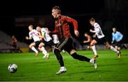 20 November 2020; Danny Grant of Bohemians during the Extra.ie FAI Cup Quarter-Final match between Bohemians and Dundalk at Dalymount Park in Dublin. Photo by Stephen McCarthy/Sportsfile