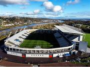 21 November 2020; A general view of Pairc Uí Chaoimh prior to the GAA Hurling All-Ireland Senior Championship Quarter-Final match between Clare and Waterford at Pairc Uí Chaoimh in Cork. Photo by Eóin Noonan/Sportsfile