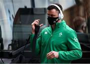 21 November 2020; James Ryan of Ireland arrives ahead of the Autumn Nations Cup match between England and Ireland at Twickenham Stadium in London, England. Photo by Matt Impey/Sportsfile