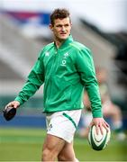 21 November 2020; Billy Burns of Ireland prior to the Autumn Nations Cup match between England and Ireland at Twickenham Stadium in London, England. Photo by Matt Impey/Sportsfile