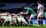 21 November 2020; Conor Murray of Ireland during the Autumn Nations Cup match between England and Ireland at Twickenham Stadium in London, England. Photo by Matt Impey/Sportsfile
