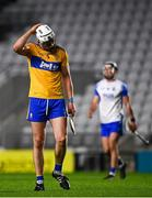 21 November 2020; Conor Cleary of Clare reacts following the GAA Hurling All-Ireland Senior Championship Quarter-Final match between Clare and Waterford at Pairc Uí Chaoimh in Cork. Photo by Harry Murphy/Sportsfile
