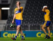 21 November 2020; Cathal McInerney of Clare reacts following the GAA Hurling All-Ireland Senior Championship Quarter-Final match between Clare and Waterford at Pairc Uí Chaoimh in Cork. Photo by Harry Murphy/Sportsfile
