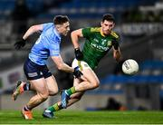 21 November 2020; John Small of Dublin in action against Donal Keogan of Meath during the Leinster GAA Football Senior Championship Final match between Dublin and Meath at Croke Park in Dublin. Photo by Ray McManus/Sportsfile