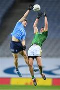 21 November 2020; Shane McEntee of Meath in action against Eoin Murchan of Dublin during the Leinster GAA Football Senior Championship Final match between Dublin and Meath at Croke Park in Dublin. Photo by Stephen McCarthy/Sportsfile