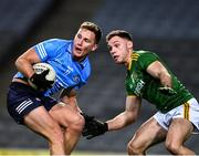 21 November 2020; Ciarán Kilkenny of Dublin in action against David Toner of Meath during the Leinster GAA Football Senior Championship Final match between Dublin and Meath at Croke Park in Dublin. Photo by Ray McManus/Sportsfile