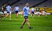 21 November 2020; Cormac Costello of Dublin after he was shown a red card near the end of the Leinster GAA Football Senior Championship Final match between Dublin and Meath at Croke Park in Dublin. Photo by Ray McManus/Sportsfile