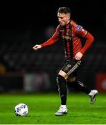 20 November 2020; Danny Grant of Bohemians during the Extra.ie FAI Cup Quarter-Final match between Bohemians and Dundalk at Dalymount Park in Dublin. Photo by Ben McShane/Sportsfile