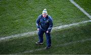 22 November 2020; Tipperary manager David Power celebrates a first half point during the Munster GAA Football Senior Championship Final match between Cork and Tipperary at Páirc Uí Chaoimh in Cork. Photo by Daire Brennan/Sportsfile
