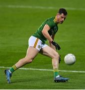 21 November 2020; Donal Keogan of Meath during the Leinster GAA Football Senior Championship Final match between Dublin and Meath at Croke Park in Dublin. Photo by Ramsey Cardy/Sportsfile