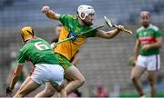 22 November 2020; Ronan McDermott of Donegal in action against David Kenny of Mayo during the Nickey Rackard Cup Final match between Donegal and Mayo at Croke Park in Dublin. Photo by Piaras Ó Mídheach/Sportsfile