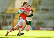 22 November 2020; Ian Maguire of Cork in action against Liam Casey of Tipperary during the Munster GAA Football Senior Championship Final match between Cork and Tipperary at Páirc Uí Chaoimh in Cork. Photo by Eóin Noonan/Sportsfile