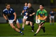 22 November 2020; Andrew McClean of Donegal in action against Padraig Faulkner of Cavan during the Ulster GAA Football Senior Championship Final match between Cavan and Donegal at Athletic Grounds in Armagh. Photo by David Fitzgerald/Sportsfile
