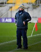 22 November 2020; Tipperary manager David Power in the last minute of the Munster GAA Football Senior Championship Final match between Cork and Tipperary at Páirc Uí Chaoimh in Cork. Photo by Ray McManus/Sportsfile