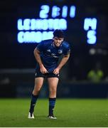 22 November 2020; Harry Byrne of Leinster during the Guinness PRO14 match between Leinster and Cardiff Blues at the RDS Arena in Dublin. Photo by Ramsey Cardy/Sportsfile