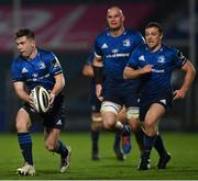 22 November 2020; Luke McGrath of Leinster during the Guinness PRO14 match between Leinster and Cardiff Blues at the RDS Arena in Dublin. Photo by Ramsey Cardy/Sportsfile
