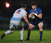 22 November 2020; Dan Sheehan of Leinster during the Guinness PRO14 match between Leinster and Cardiff Blues at the RDS Arena in Dublin. Photo by Ramsey Cardy/Sportsfile