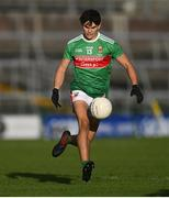 15 November 2020; Tommy Conroy of Mayo during the Connacht GAA Football Senior Championship Final match between Galway and Mayo at Pearse Stadium in Galway. Photo by Ramsey Cardy/Sportsfile