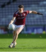 15 November 2020; Shane Walsh of Galway during the Connacht GAA Football Senior Championship Final match between Galway and Mayo at Pearse Stadium in Galway. Photo by Ramsey Cardy/Sportsfile