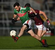 15 November 2020; Kevin McLoughlin of Mayo during the Connacht GAA Football Senior Championship Final match between Galway and Mayo at Pearse Stadium in Galway. Photo by Ramsey Cardy/Sportsfile