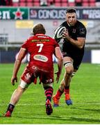 22 November 2020; Alan O'Connor of Ulster during the Guinness PRO14 match between Ulster and Scarlets at Kingspan Stadium in Belfast. Photo by John Dickson/Sportsfile