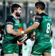 22 November 2020; Sammy Arnold of Connacht and Jarrad Butler of Connacht during the Guinness PRO14 match between Zebre and Connacht at Stadio Lanfranchi in Parma, Italy. Photo by Roberto Bregani/Sportsfile
