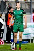 22 November 2020; Jack Carty of Connacht prepares to kick a conversion during the Guinness PRO14 match between Zebre and Connacht at Stadio Lanfranchi in Parma, Italy. Photo by Roberto Bregani/Sportsfile