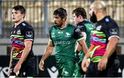 22 November 2020; Jarrad Butler of Connacht during the Guinness PRO14 match between Zebre and Connacht at Stadio Lanfranchi in Parma, Italy. Photo by Roberto Bregani/Sportsfile