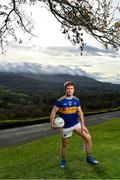 24 November 2020; Brian Fox of Tipperary poses for a portrait at the Glen of Aherlow in Tipperary during the GAA Football All Ireland Senior Championship Series National Launch. Photo by Brendan Moran/Sportsfile